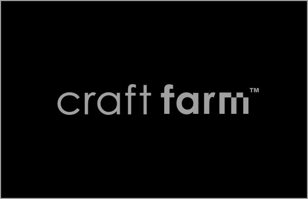 CRAFT FARMの社名ロゴをリニューアル