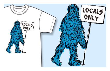 WEGOの2012 S/S Tシャツのアパレルデザイン