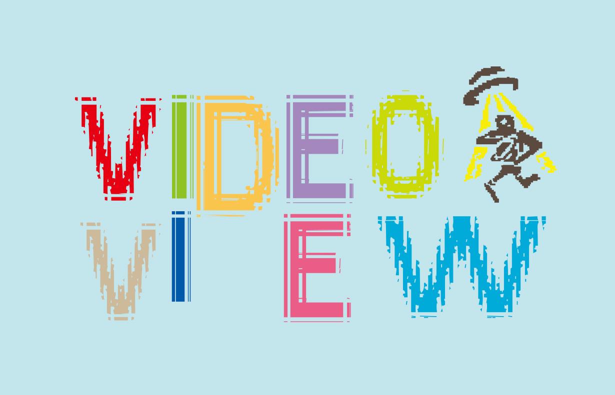 WEGO 2012年SS Tシャツ VIDEO VIEW 2