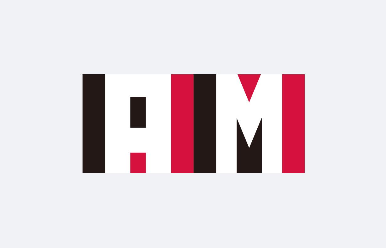 アートスペースAMのロゴデザイン2