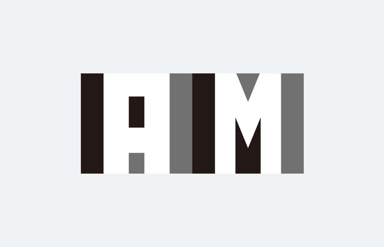アートスペースAMのロゴデザイン3