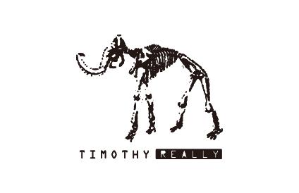 Timothy Reallyのロゴデザイン