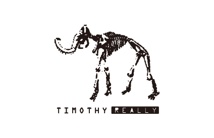 Timothy Reallyのロゴ制作
