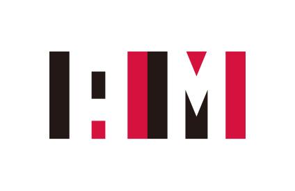 ギャラリーAMのロゴデザイン